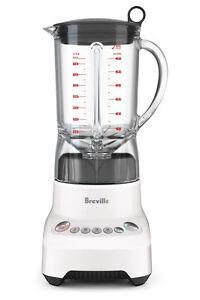 NEW Breville BBL560 The Kinetix Smooth Blender: White