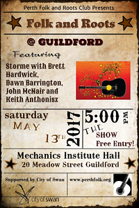 Folk and Roots @ Guildford Guildford Swan Area Preview