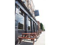 Wait Staff wanted! Pig and Butcher Gastro Pub - Islington - £9-£12 per hour