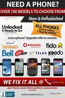 WIRELESS WAREHOUSE - LARGEST SELECTION UNLOCKED PHONES-