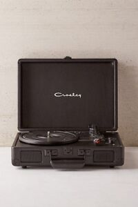 NEW - Crosley UO Black Star Cruiser Bluetooth Record Player