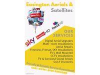 Easington Aerials & Satellites