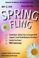 Spring Fling -Mothers Day Shopping!