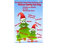 Festive Family Funday!