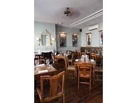 Bartender Wanted - Princess of Shorditch - Critically acclaimed Gastro Pub - £8.50 - £10.50 PH