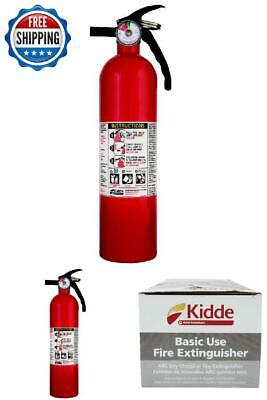 Fire Extinguisher Dry Chemical Emergency Home Car Truck Garage Safety 3lb 2 Pack