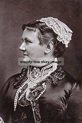 mm949 - Queen Carola of Saxony - Royalty photo 6x4