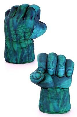 ★ Incredible ,Unglaubliche Hulk Monster Avenger Held Handschuhe Boxhandschuhe  (Incredible Hulk Avengers Kostüm)