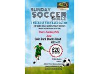 Sunday Soccer Skillz