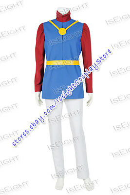 The Little Mermaid 1 Cosplay Prince William Costume Uniform Halloween Party  - Prince William Halloween Costume
