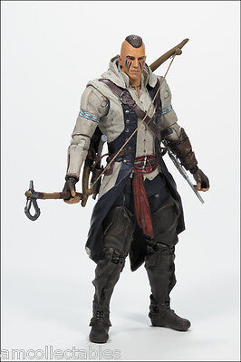 McFARLANE ASSASSINS CREED SERIE 2 - CONNOR WITH  MOHAWK - FIGUR  - NEU & OVP (Assassins Creed Figur Mcfarlane)