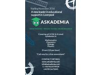 GCSE/ A-level Tuition/ Tutor; At Askademia we believe in learning together to achieve a common goal