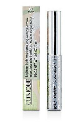 Clinique Bottom Lash Mascara in Black Full Size New in Retail Box