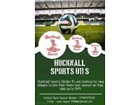 Hucknall Sports U11