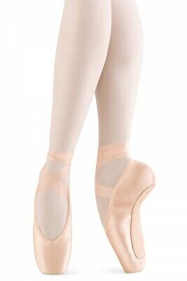 S0105 Aspiration Bloch Ladies Pointe Toe Shoes New Pink](Bloch Shoes)