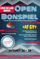 Kenora Curling Club Open Bonspiel