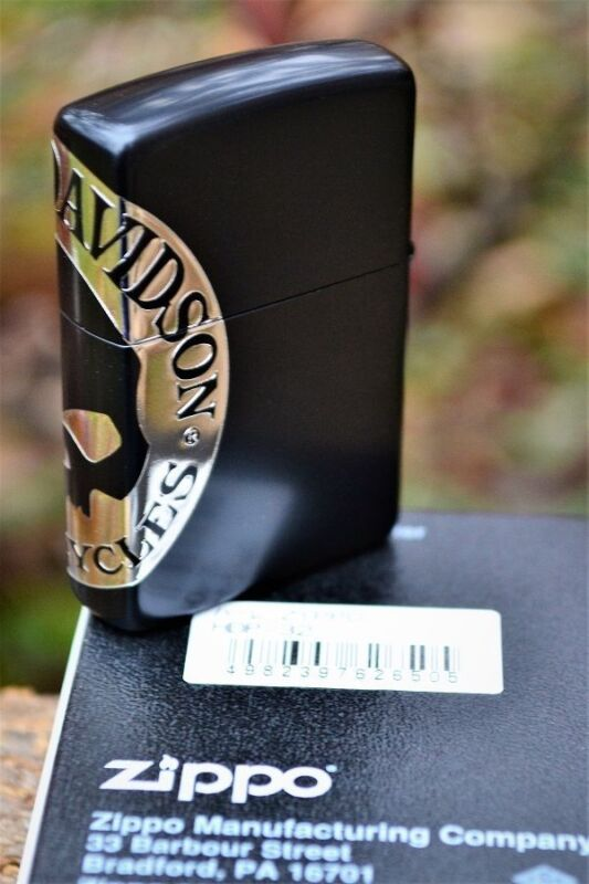 Japanese Zippo Harley Davidson Lighter - Japan - Willie G Skull - Model #  HDP-32 | Shopping Bin - Search eBay faster