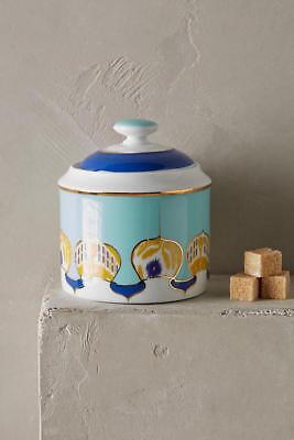 Nwt Anthropologie Forbury Handpainted Sugar Bowl Or Creamer