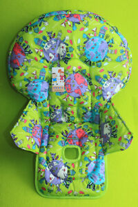 The seat pad cover for high chair Graco Contempo