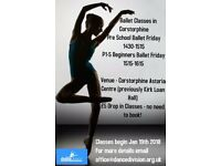 New Dance Classes in Corstorphine