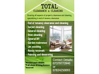 Clearance & Cleaning Service