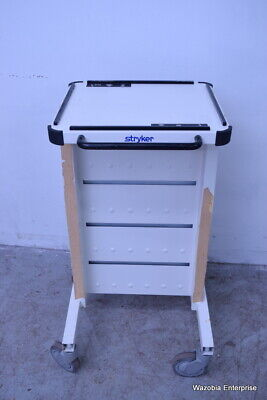 Stryker Surgical Power Station Medical Video Cart