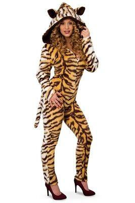 ★ Wild Leopard Katze,Tiger, Tierkostüm Damen kostüm,Panther,Tiger Catsuit 34-36