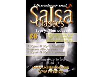 Kings Norton Salsa Classes