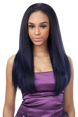 Freetress Equal Drawstring FullCap Half Wig FLATTER GIRL 24