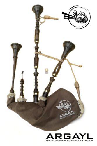 German/Nordic Medieval Bagpipe Gaitas Argayl