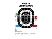 1 x Chris Rock Ticket - £25 - Manchester Arena - 11/1/18 - *Near Stage* Block 115