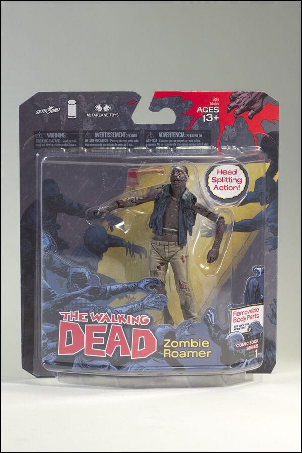 Rick Grimes Sheriff The Walking Dead TV Serie Horror 25cm Action Figur McFarlane