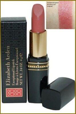 Authentic Original ELIZABETH ARDEN Breathless #17 Moisturizing Lipstick FULL