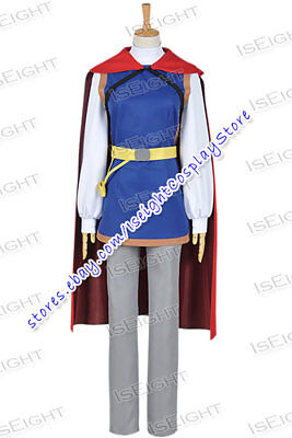 Snow White And The Seven Dwarfs Cosplay The Prince Charming Costume - Prince Charming Snow White Costume