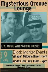 Mysterious Groove Lounge live at Village Mildura Centre Mildura City Preview