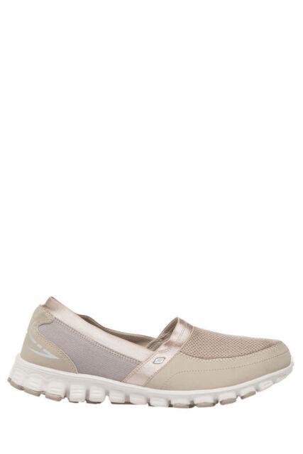 NEW Skechers Ez Flex - Take-It-Easy 22258 TPE Taupe Sneaker Beige