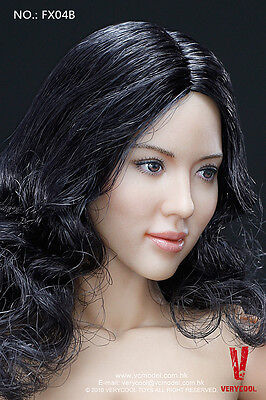 Very Cool Toys 1 6 Scale 12  Vc 3 0 Female Body Set Action Figure New Vcf X04b