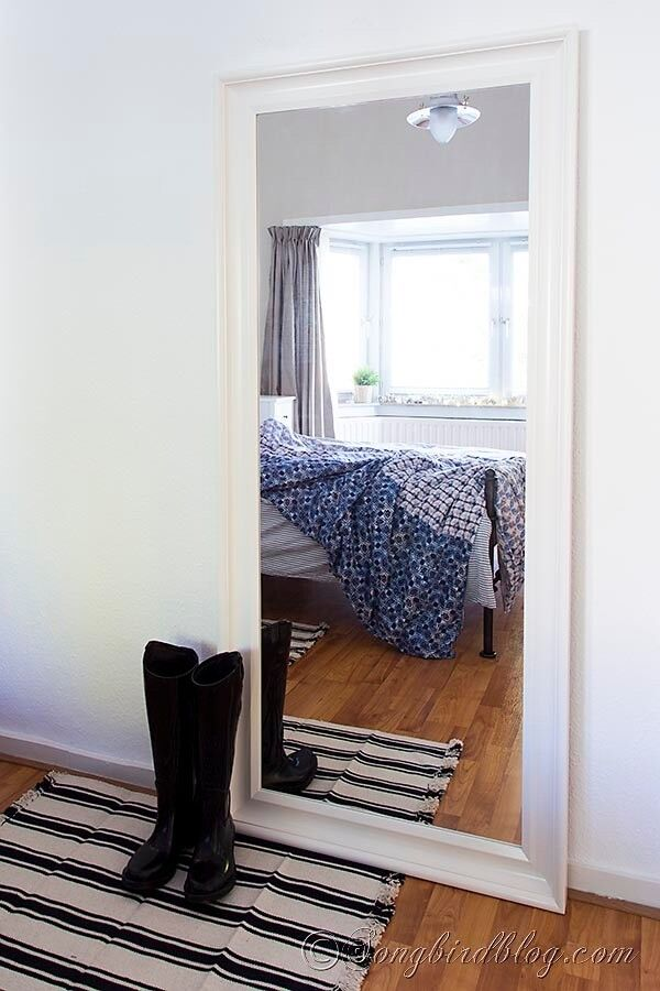 Etonnant IKEA HEMNES Mirror (White) Available For £50 | In Ladbroke Grove, London |  Gumtree