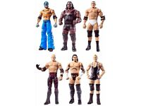 wrestling figure wwe matel figure exellent ondition 4
