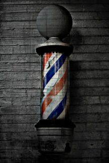 Est BARBER SHOP/HAIRDRESSING SALON - NEW FITOUT - GREAT LOCATION