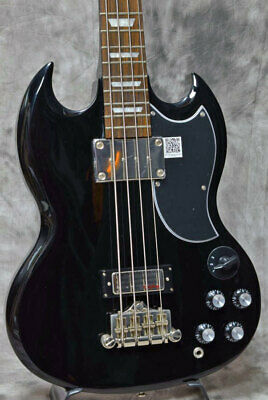 Epiphone EB-3 Ebony JAPAN beautiful rare EMS F/S for sale  Shipping to Canada