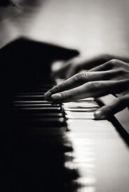 Pianist available for Events