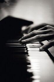 Gospel Church Piano / Keyboard Player