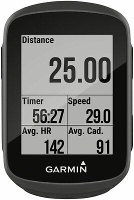 Garmin Edge 130 GPS Cycling Computer Black