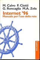 Aa. Vv. - Internet '96. Manuale Per L'uso Della Rete - inter - ebay.it