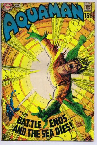 Aquaman #49 ORIGINAL Vintage 1970 DC Comics