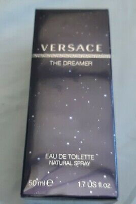 Versace The Dreamer 100ml Eau De Toilette Brand New Sealed