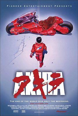 Akira - Cartel de Película 24x36-52085