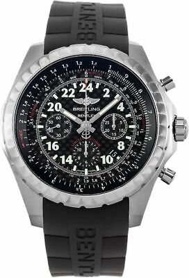 Breitling Bentley 24H Black Dial Limited Edition Men's Watch AB022022/BC84-244S
