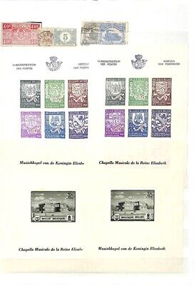 [OP7622] Worldwide lot of stamps on 12 pages